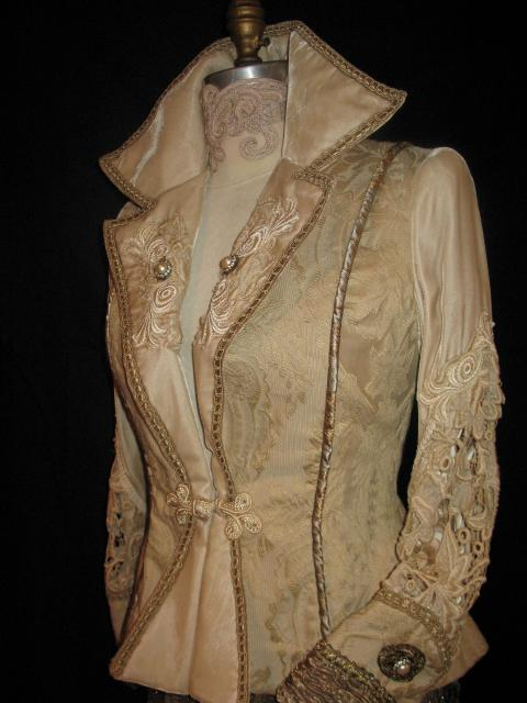 Brocade & Lace ****SOLD****