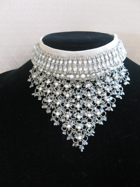 wedding choker ***SOLD***