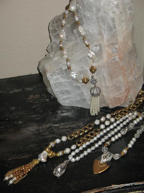 Lovely baroque Pearls
