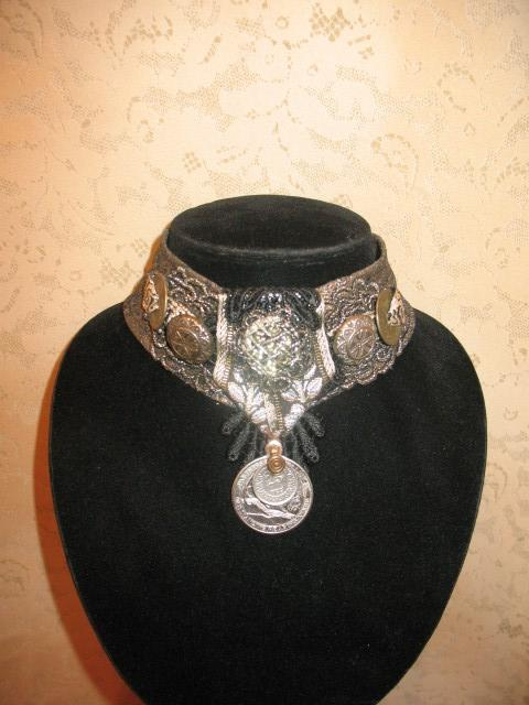 silvery Taupe /SOLD